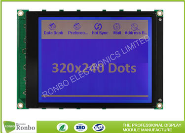 320x240 Dots COB Graphic LCD Module Built - In Controller RA8835 S1D13700 Long Lifespan